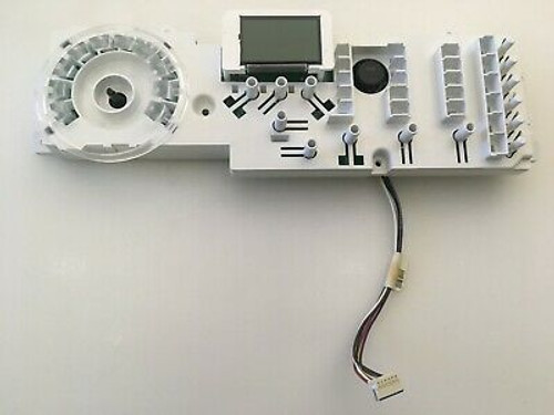Electrolux Dryer User Interface 137260640