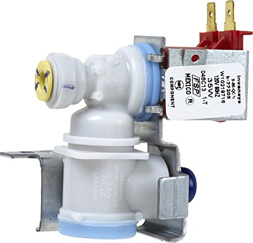 Whirlpool W10219716 Water Inlet Valve