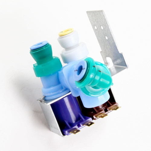 Whirlpool 12002193 Refrigerator Water Inlet Valve Assembly