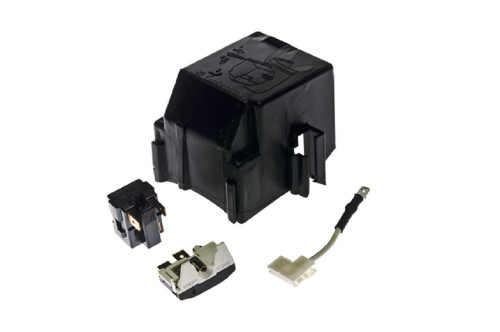 Whirlpool 12002784 Refrigerator Compressor Overload/Relay Kit