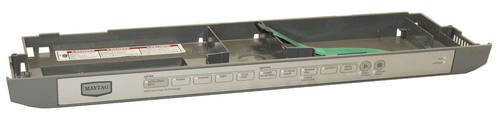 Whirlpool W10254842 Control Panel