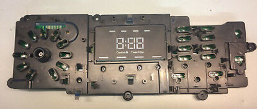 GE Dryer Electronic Control Board  WE04X21166
