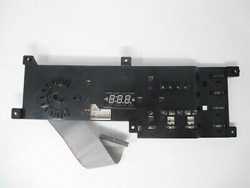 GE  Dryer Control Panel WE19M1749
