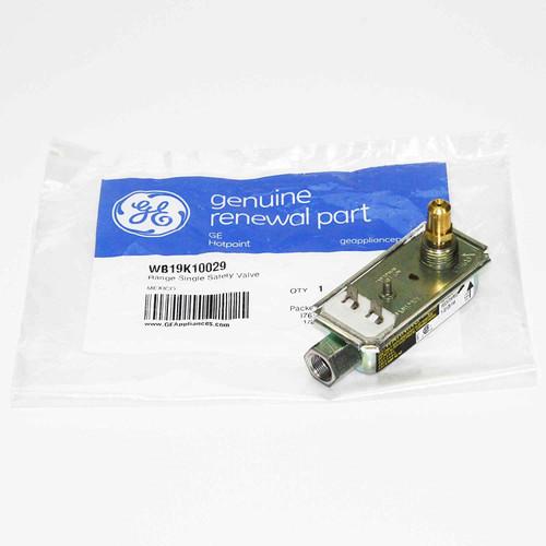 GE WB19K10029 Safety Valve Single