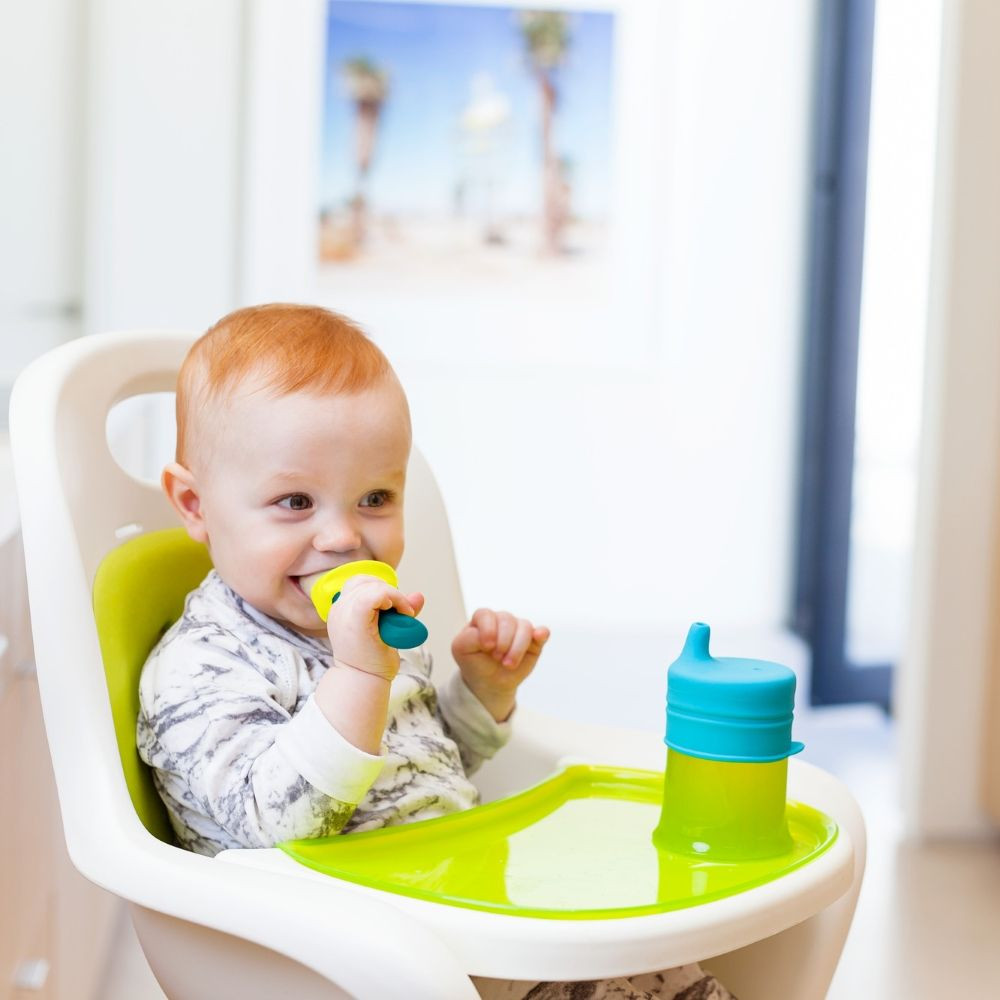Pulp Silicone Teething Feeder