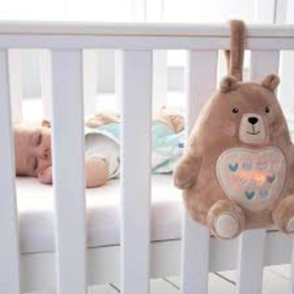 Bennie the Bear Sound & Light Sleep Aid