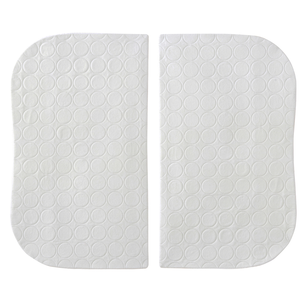 Bassinest Twin Sleeper Mattress Pads - Halo