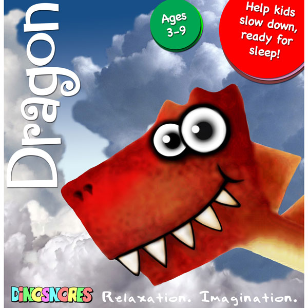 Dinosnores - Dragon Relaxation Story CD