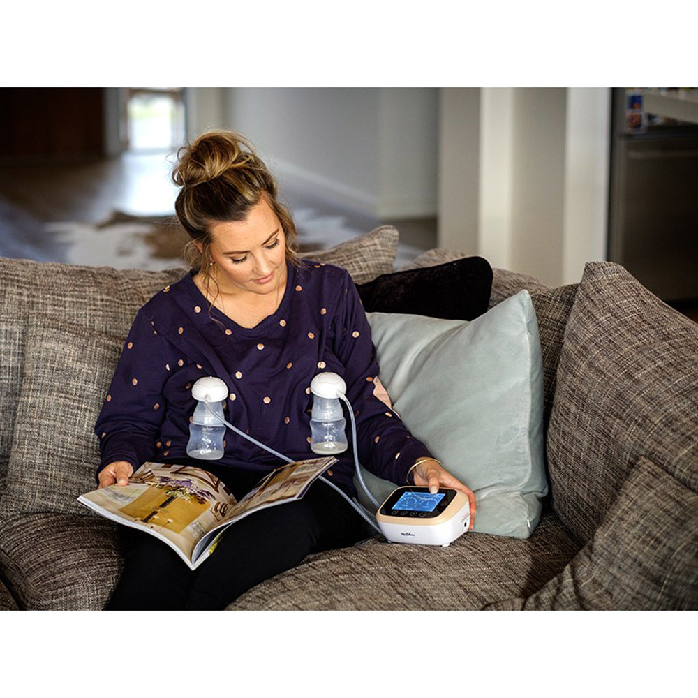 Advanced Flow Electric Breast Pump - Double