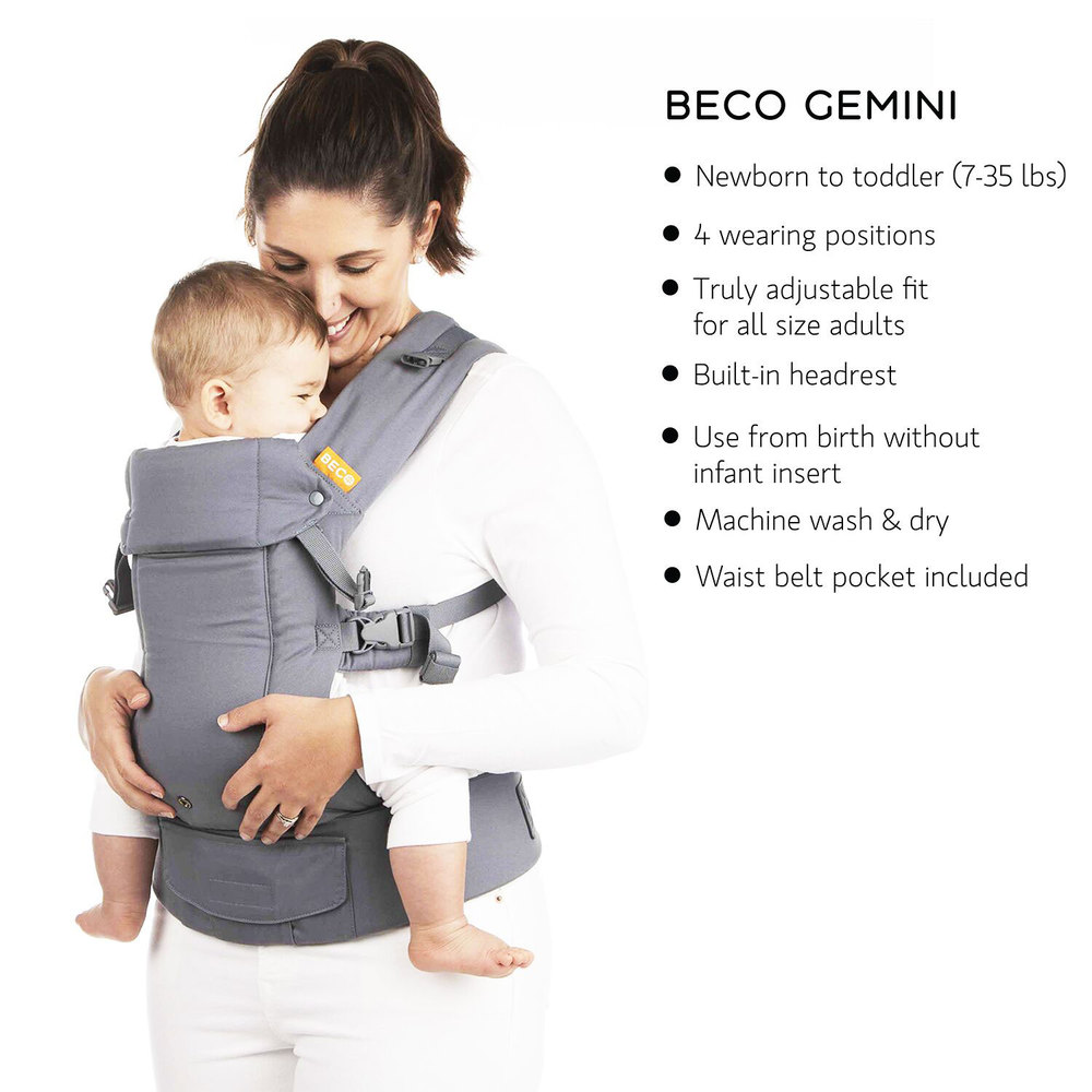 Gemini Baby Carrier - Solids