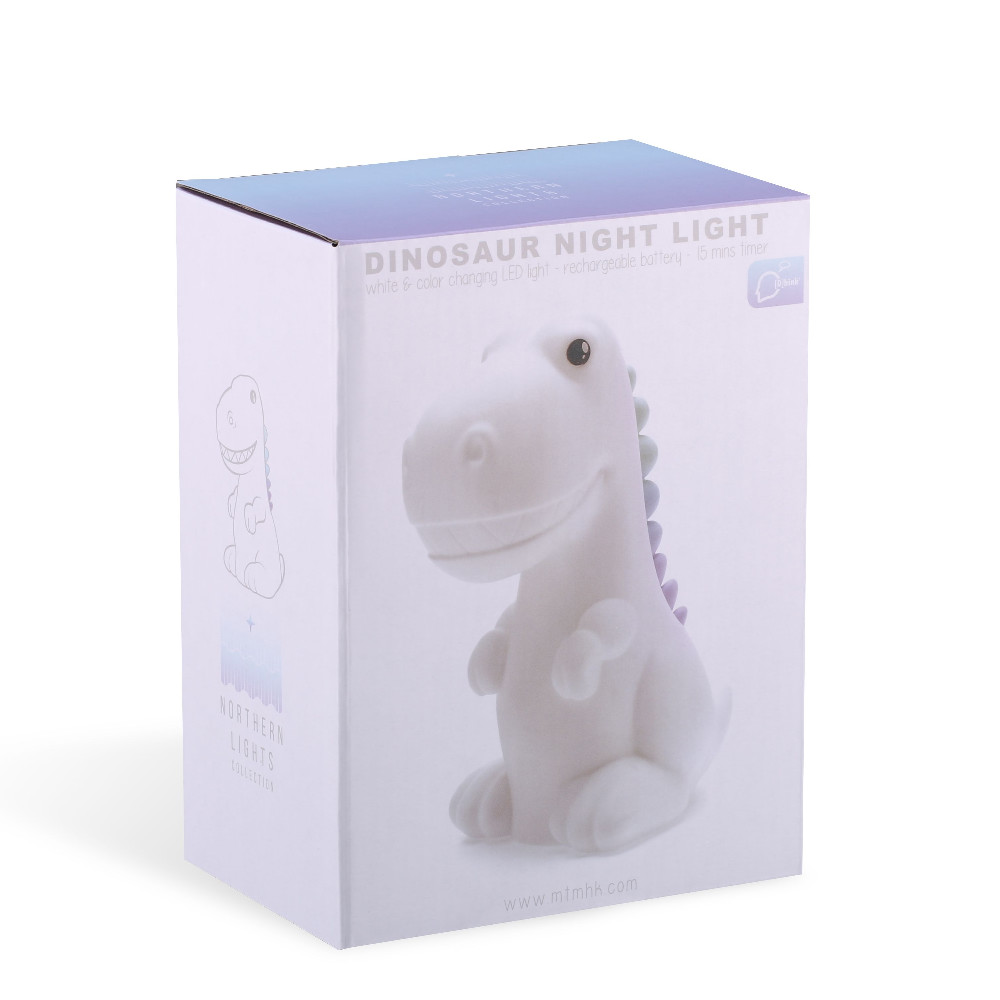 Rechargeable Night Light - Dinosaur