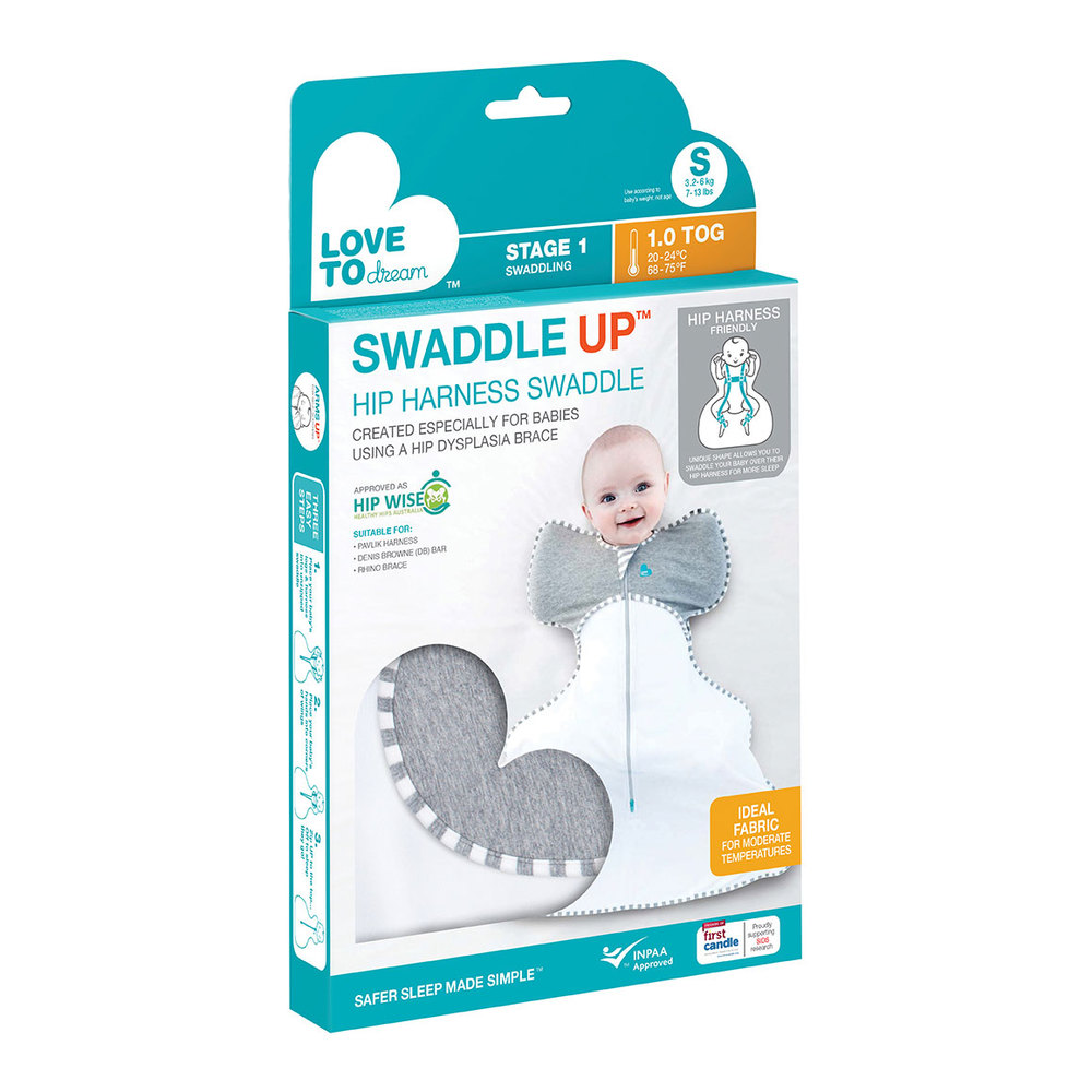 Swaddle Up - Hip Harness Swaddle