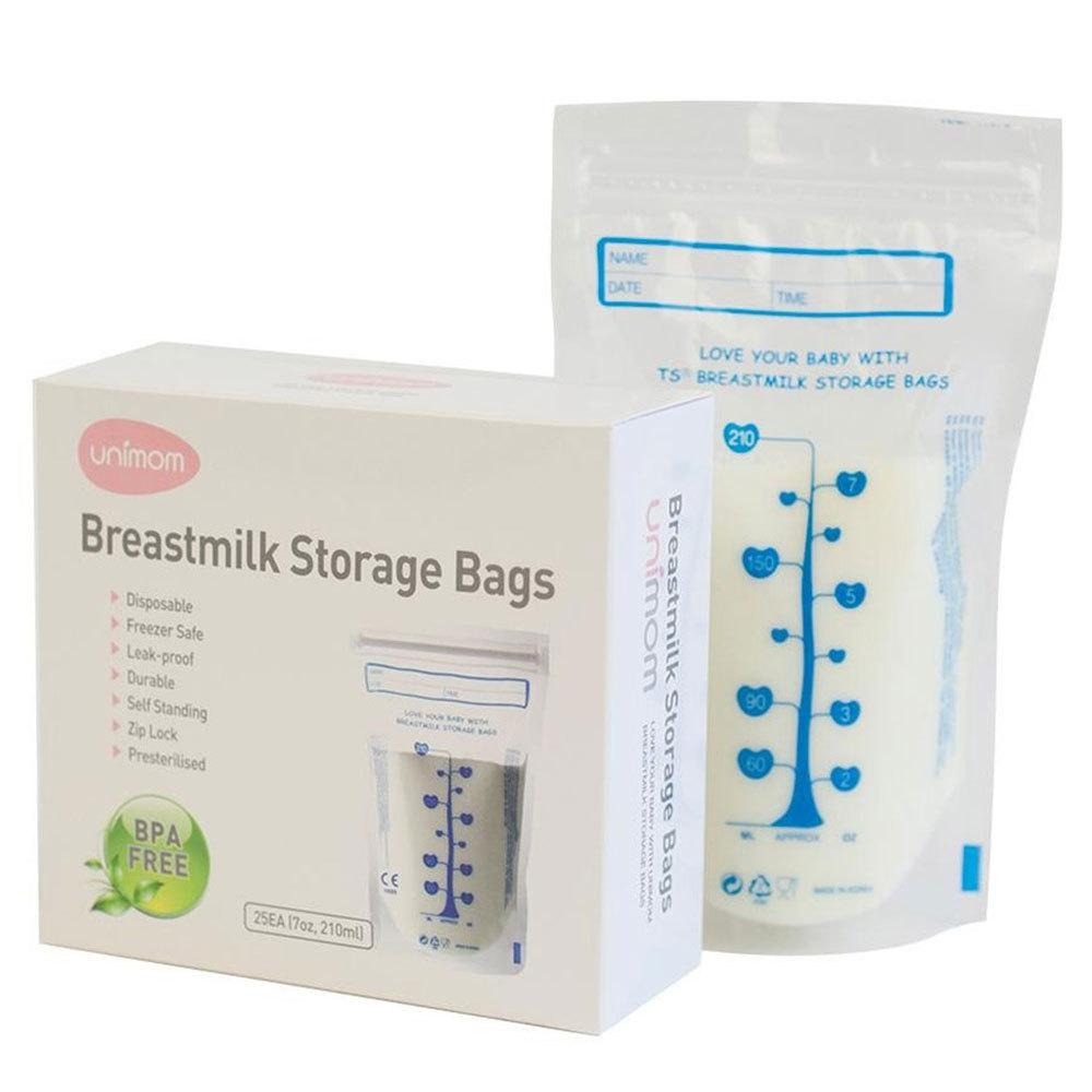 Unimom Breastmilk Storage Bags - Standard