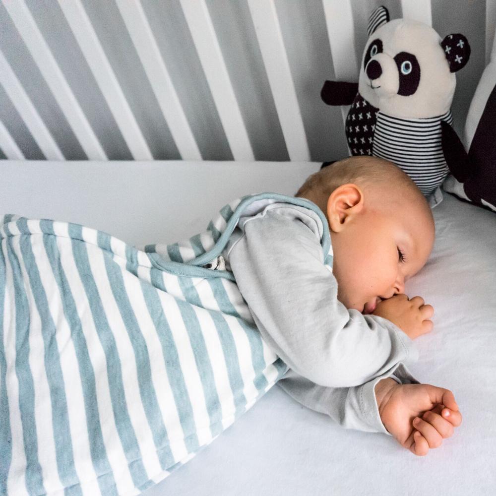 Woolbabe Duvet Front Zip Sleeping Bag