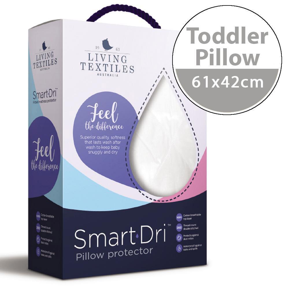Smart Dri Pillow Protector - Toddler Pillow