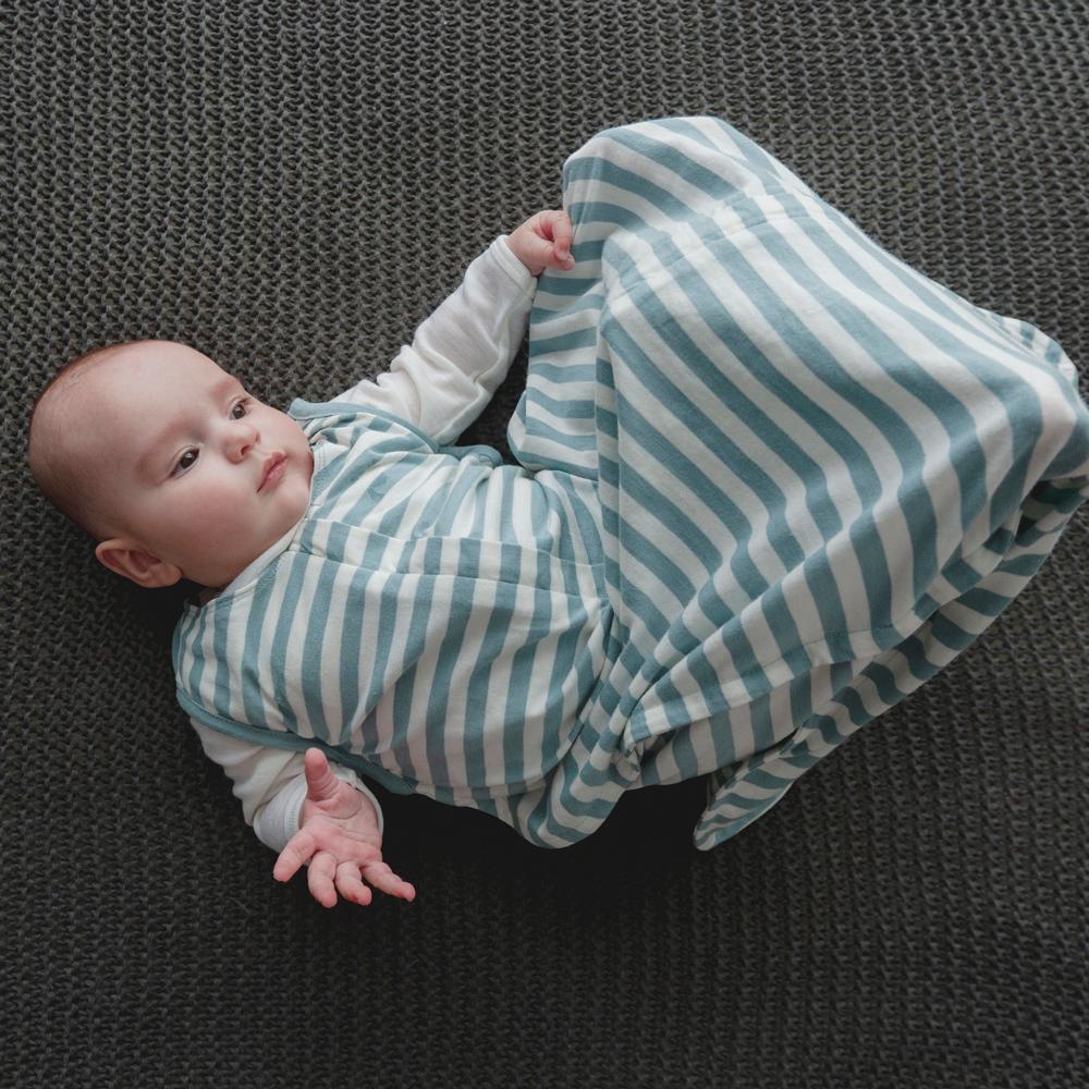 Woolbabe 3 Seasons Front Zip Sleeping Bag