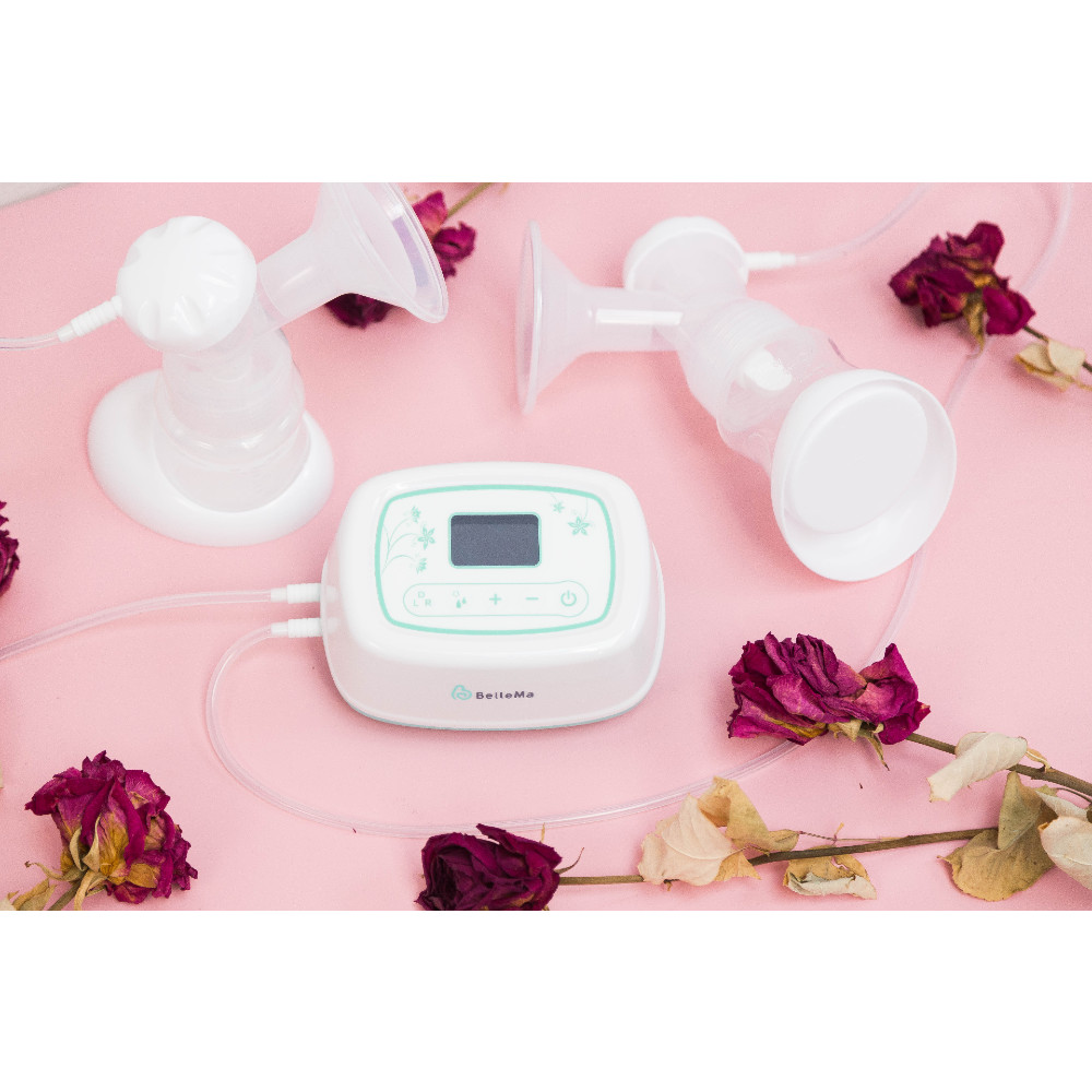 Double Electric Breast Pump - Effective Pro - BelleMa