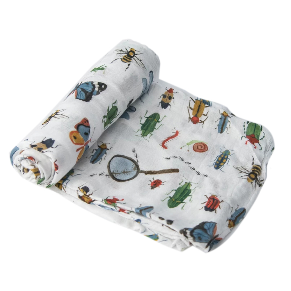 Little Unicorn - Deluxe Muslin Swaddle
