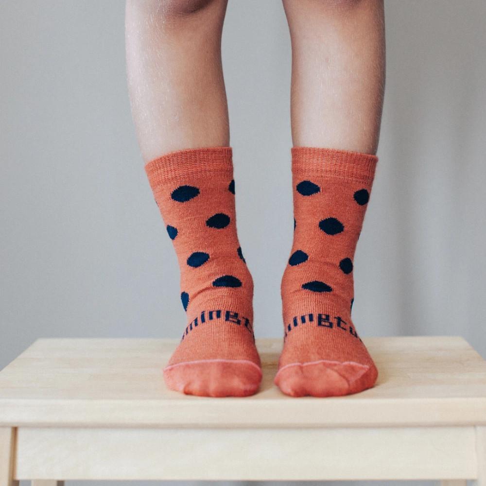 Kids Crew Merino Socks