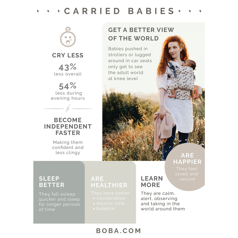 Boba X Adjustable Carrier - Print