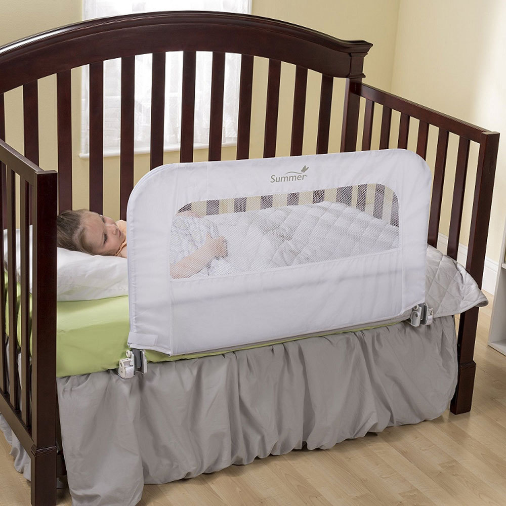 2 in 1 Convertible Cot to Bed Rail