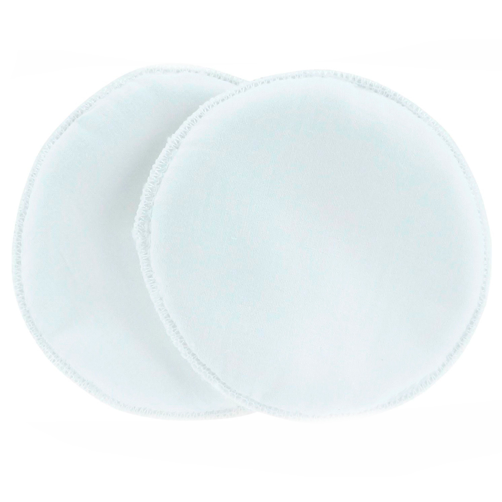 Waterproof Microfibre Breast Pads 6 pack