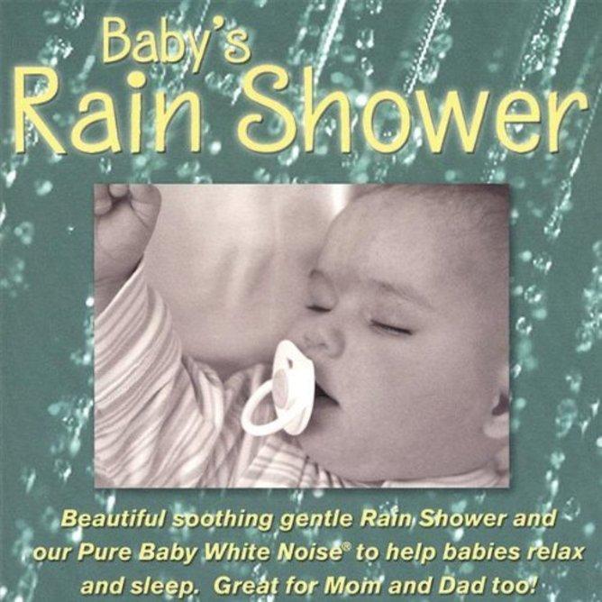 Baby's Rain Shower CD
