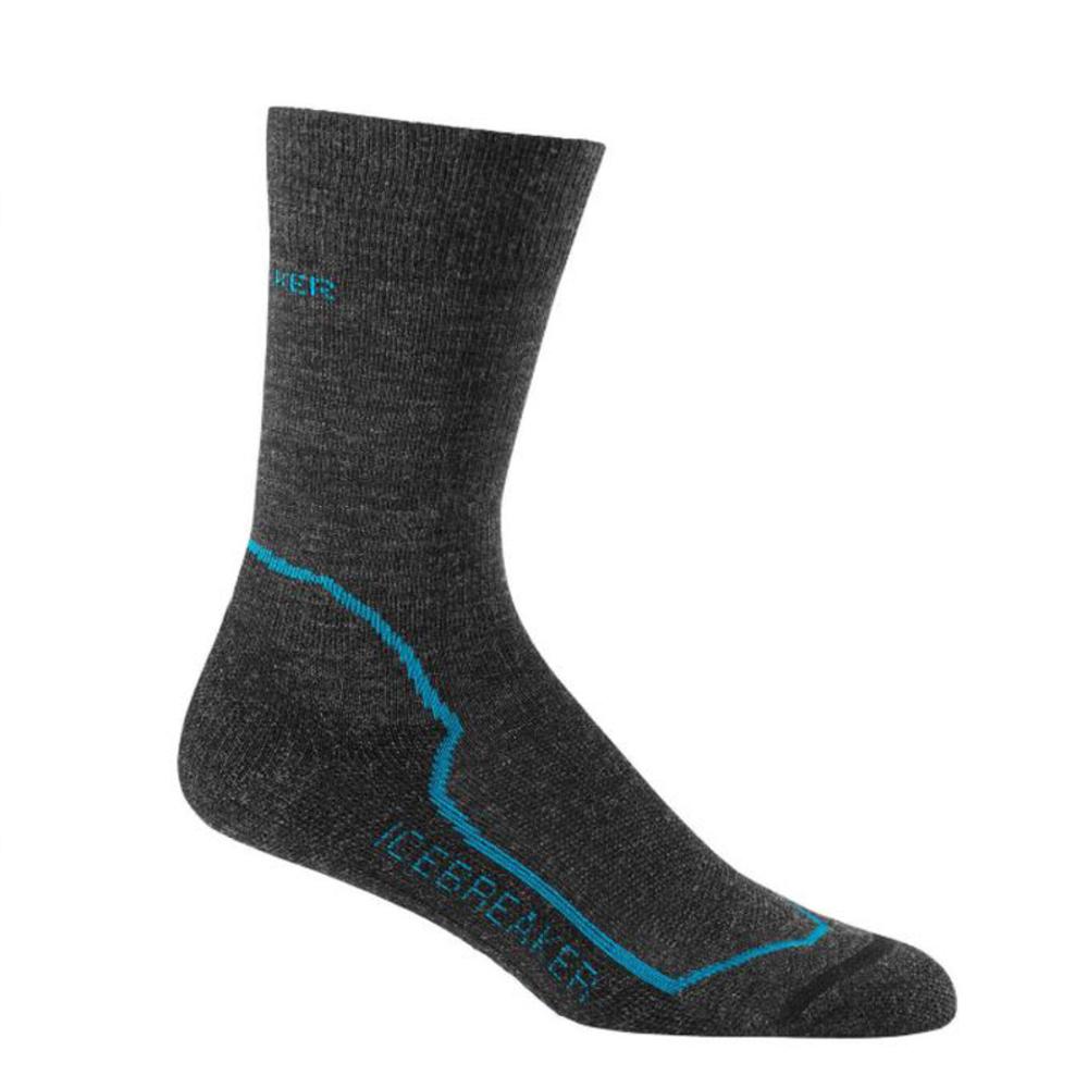 Icebreaker Womens Hike+ Light Crew Socks