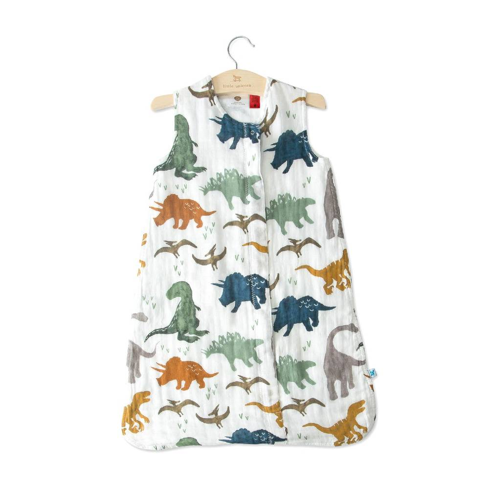 Little Unicorn - Cotton Muslin Sleeping Bag