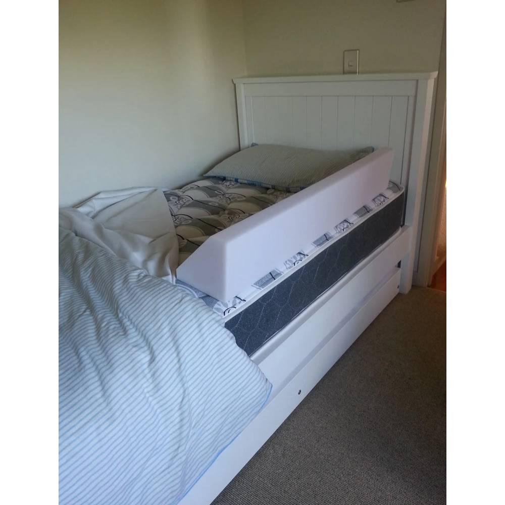 BIGGER Bed Bumper