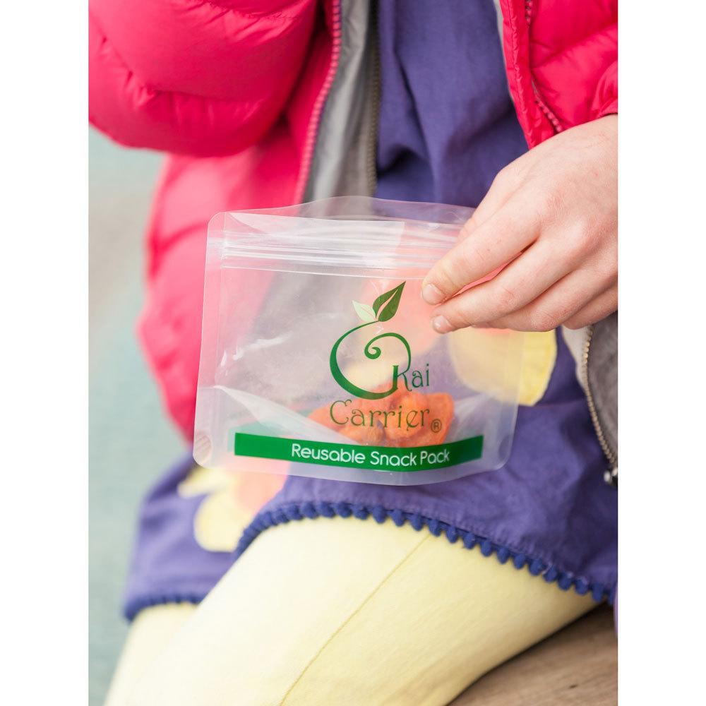 10 Pack Reusable Snack Packs