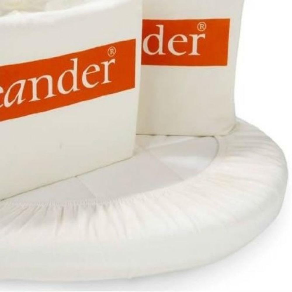 Leander - Leander Cradle - Fitted Sheet 2pk