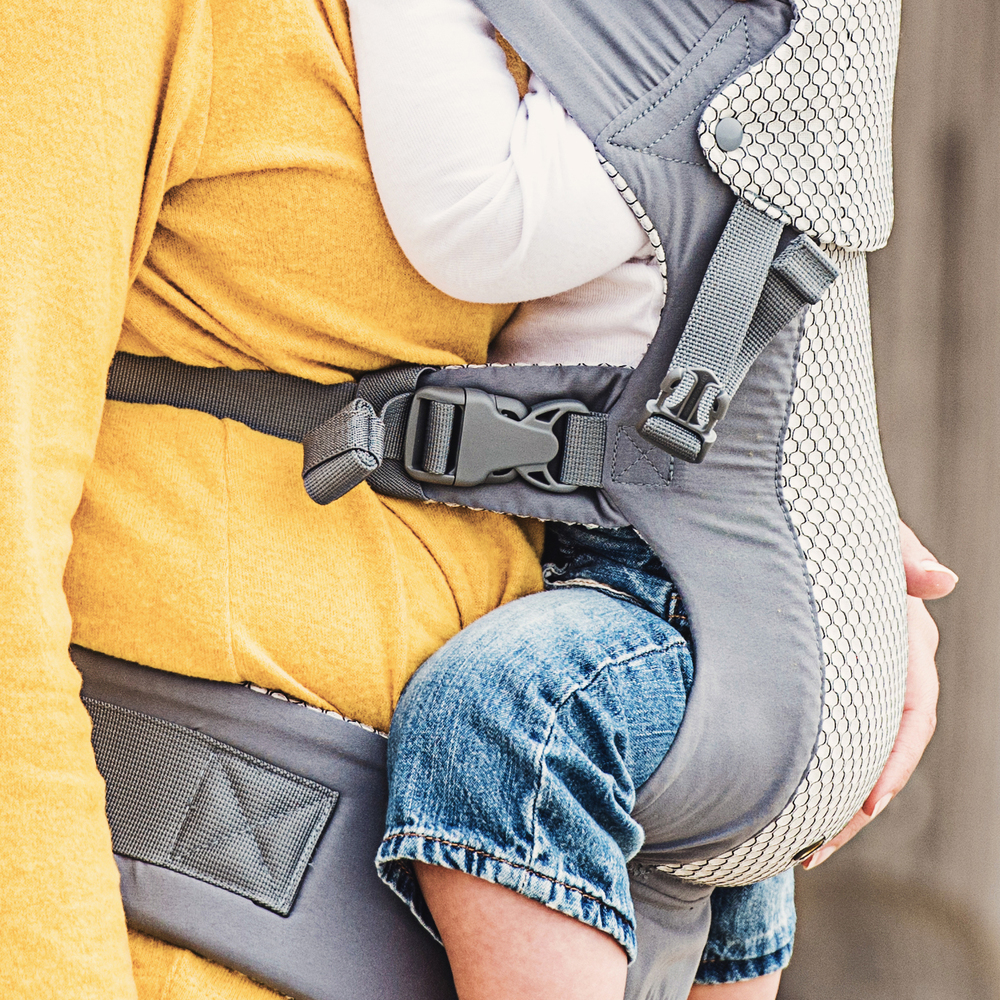 Gemini Cool Mesh Baby Carrier - Solid