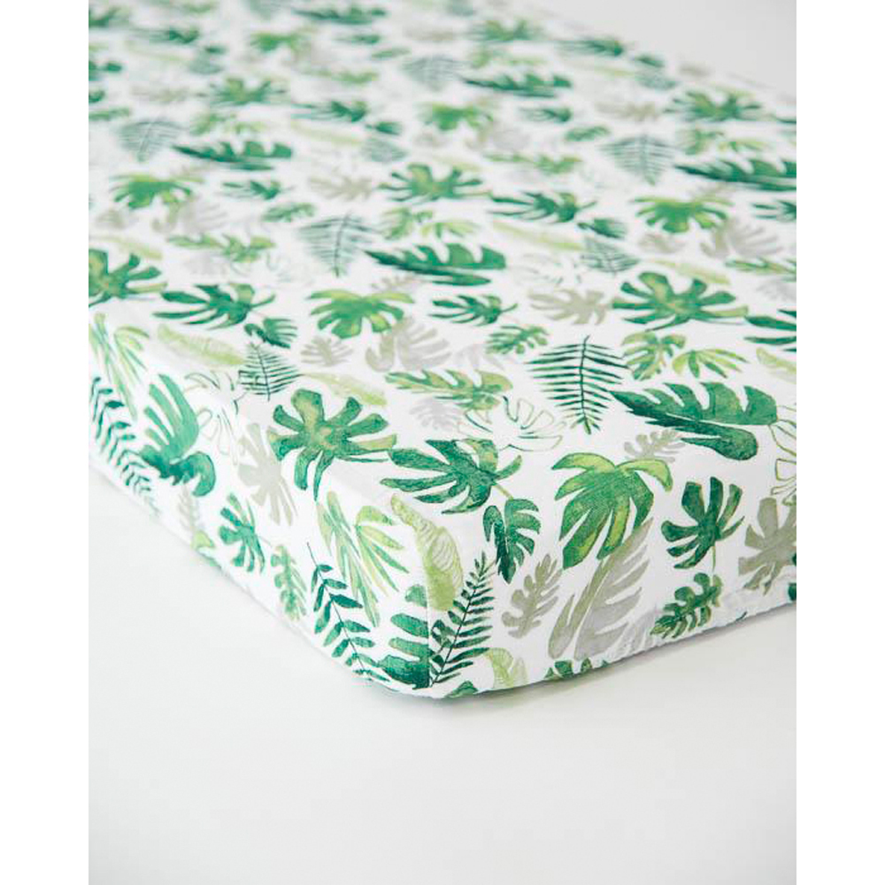 Muslin Fitted Cot Sheet