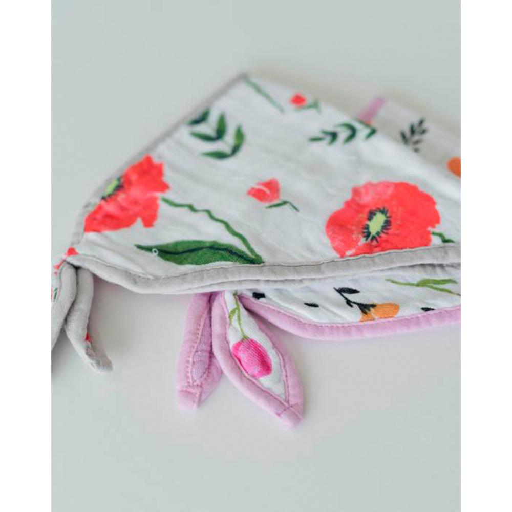 Little Unicorn - Muslin Bandana Bib 2 pack