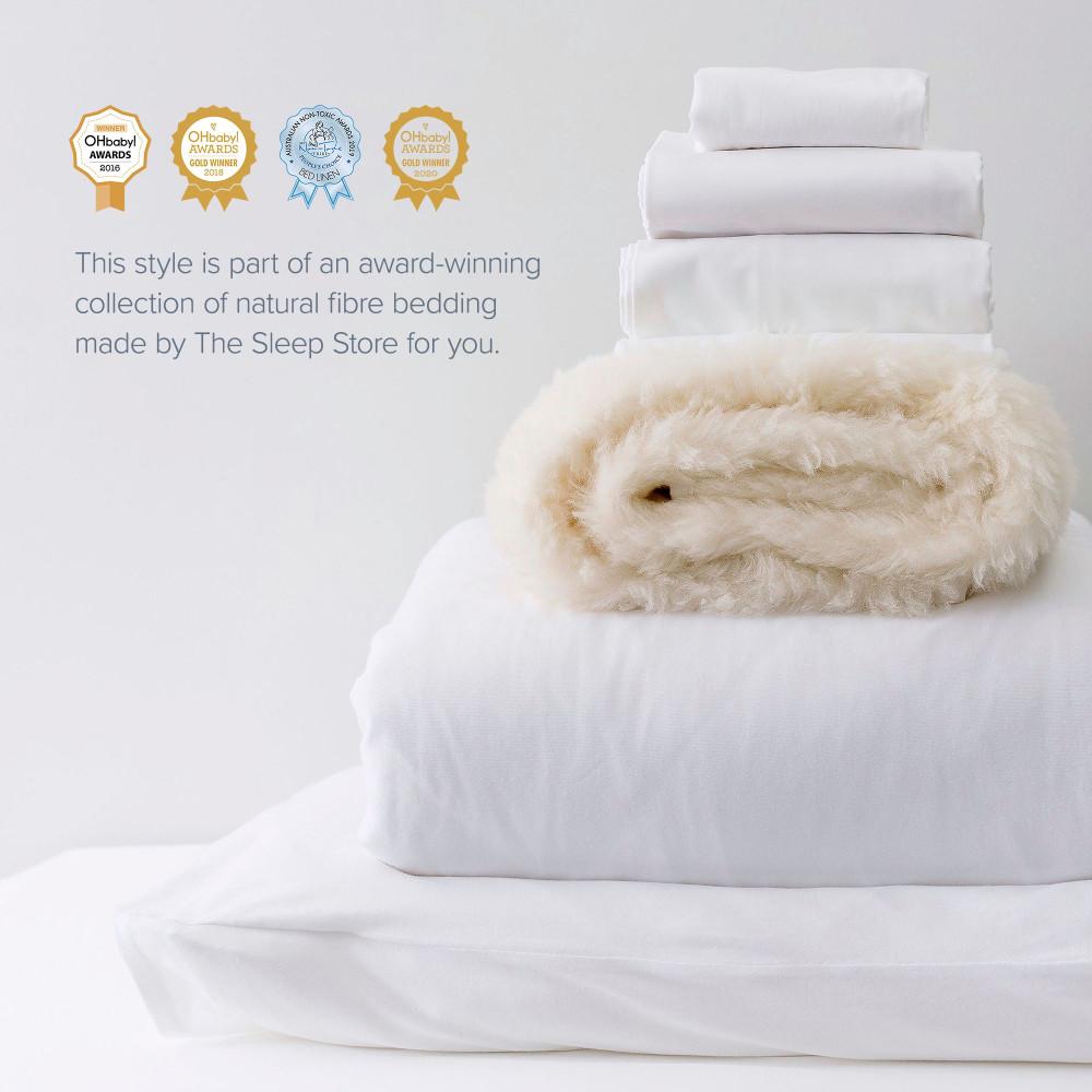 All Seasons Wool Duvet Inner 2-Pack