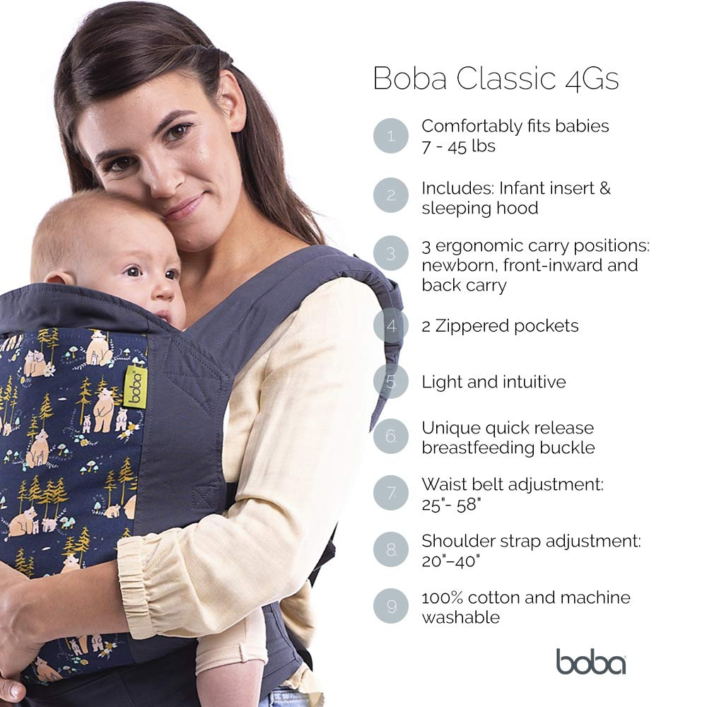 Boba 4GS Classic Carrier - Print