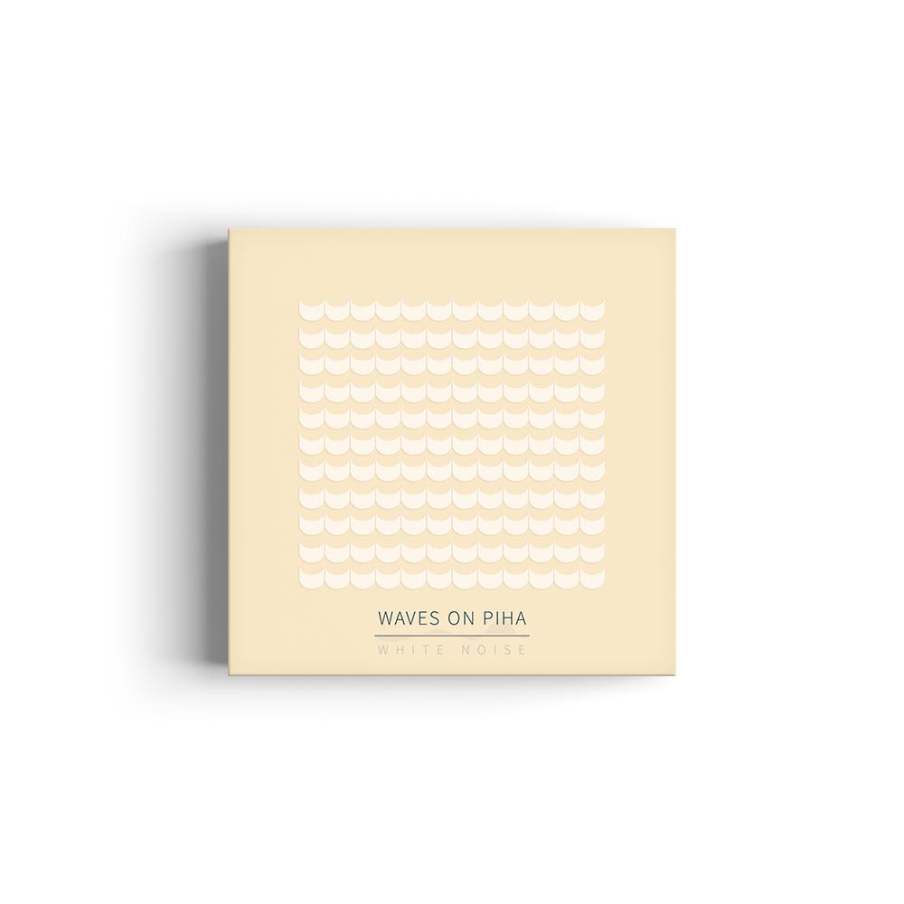 Waves on Piha White Noise - Digital Download
