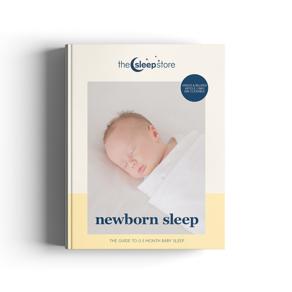 Newborn Baby Sleep 0-3 months - Digital eBook (NZ)