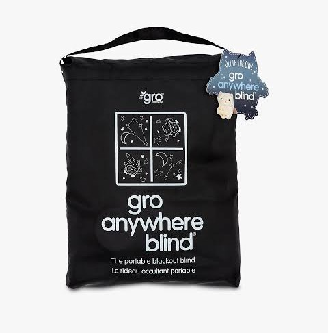 Gro Anywhere Blackout Blind - Ollie the Owl None