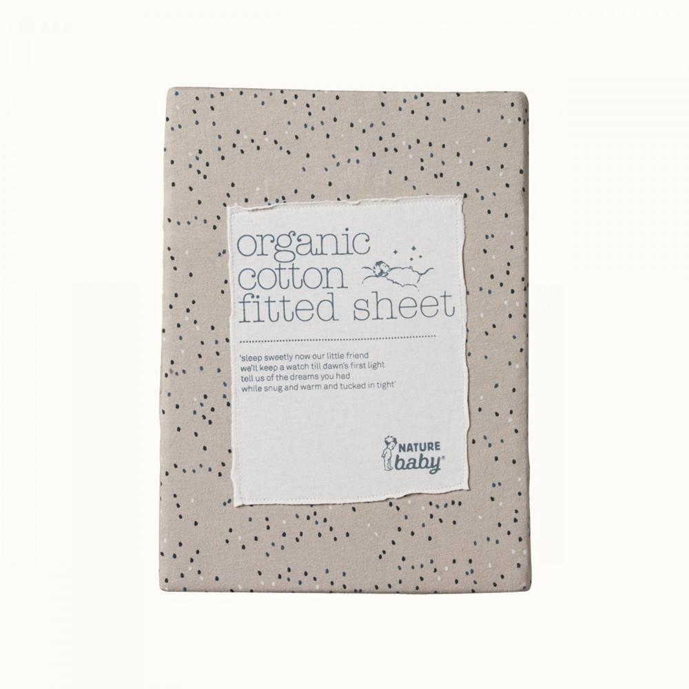 Organic Jersey Sheet Set