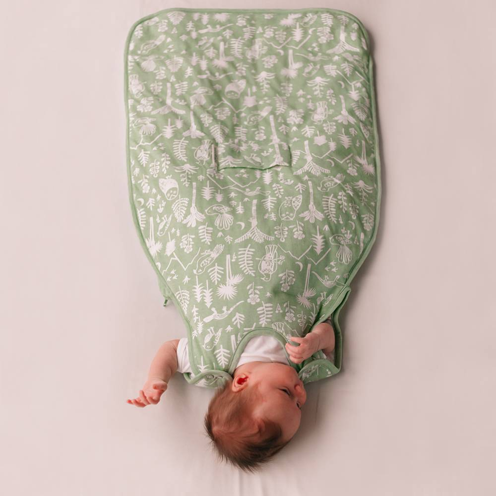 Woolbabe Mini Duvet Side Zip - 0-9 months