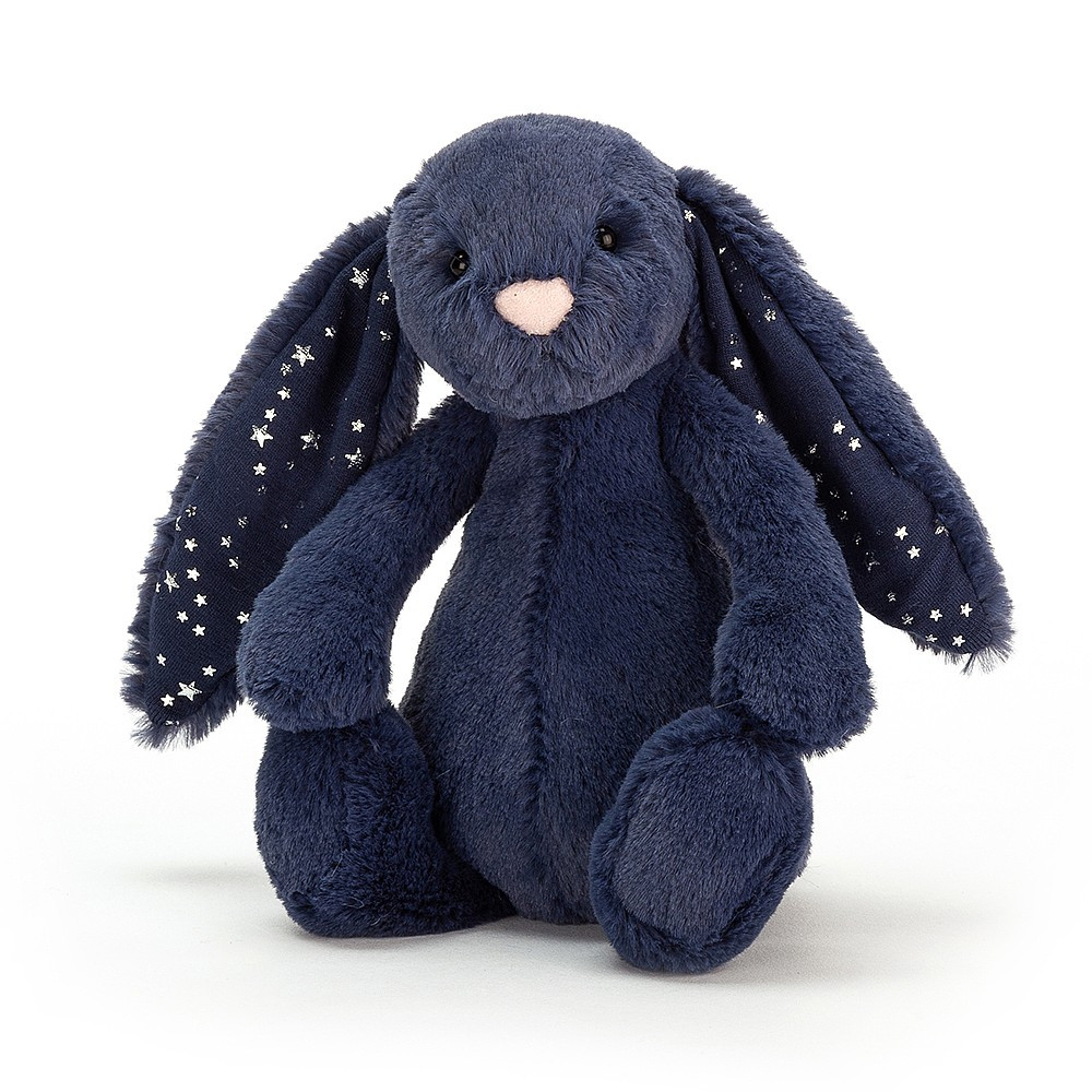 Jellycat Bashful Bunny - Small - Star