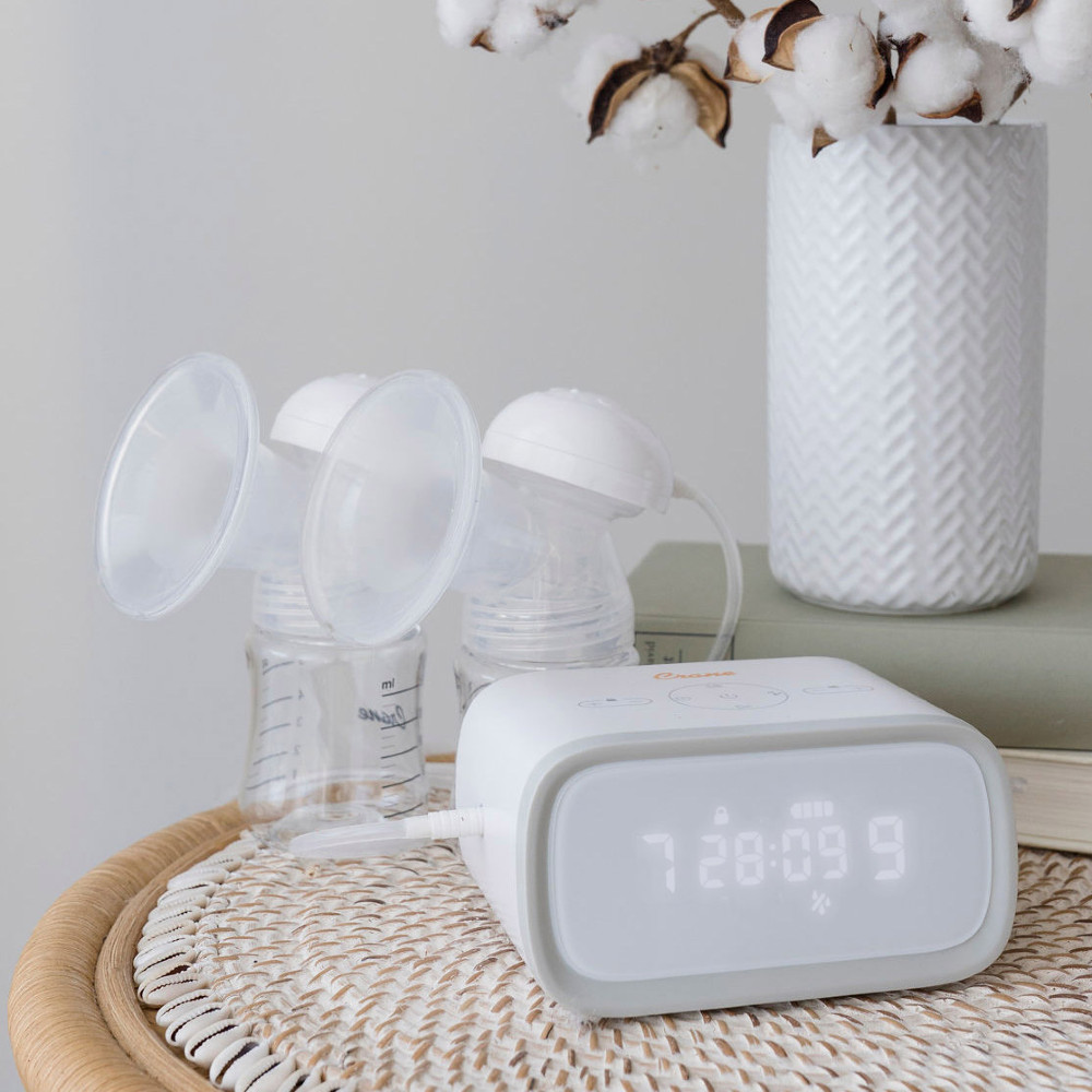 Crane Rechargeable Double Electric Breast Pump