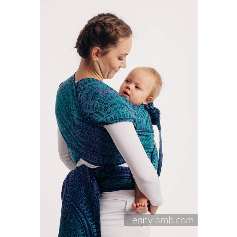 Jacquard Toddler Wrap-Tai