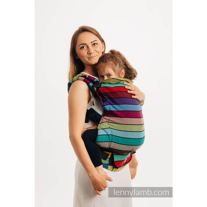 LennyPreschool Carrier - Broken Twill