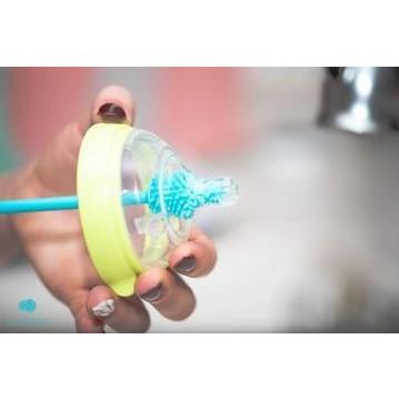 Junobie Silicone Breastmilk Bag Cleaning Brush