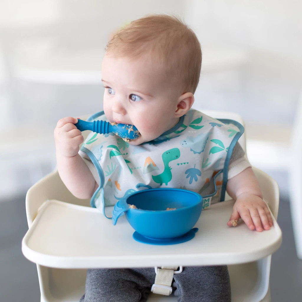 Bumkins Silicone Dipping Spoon 3pk