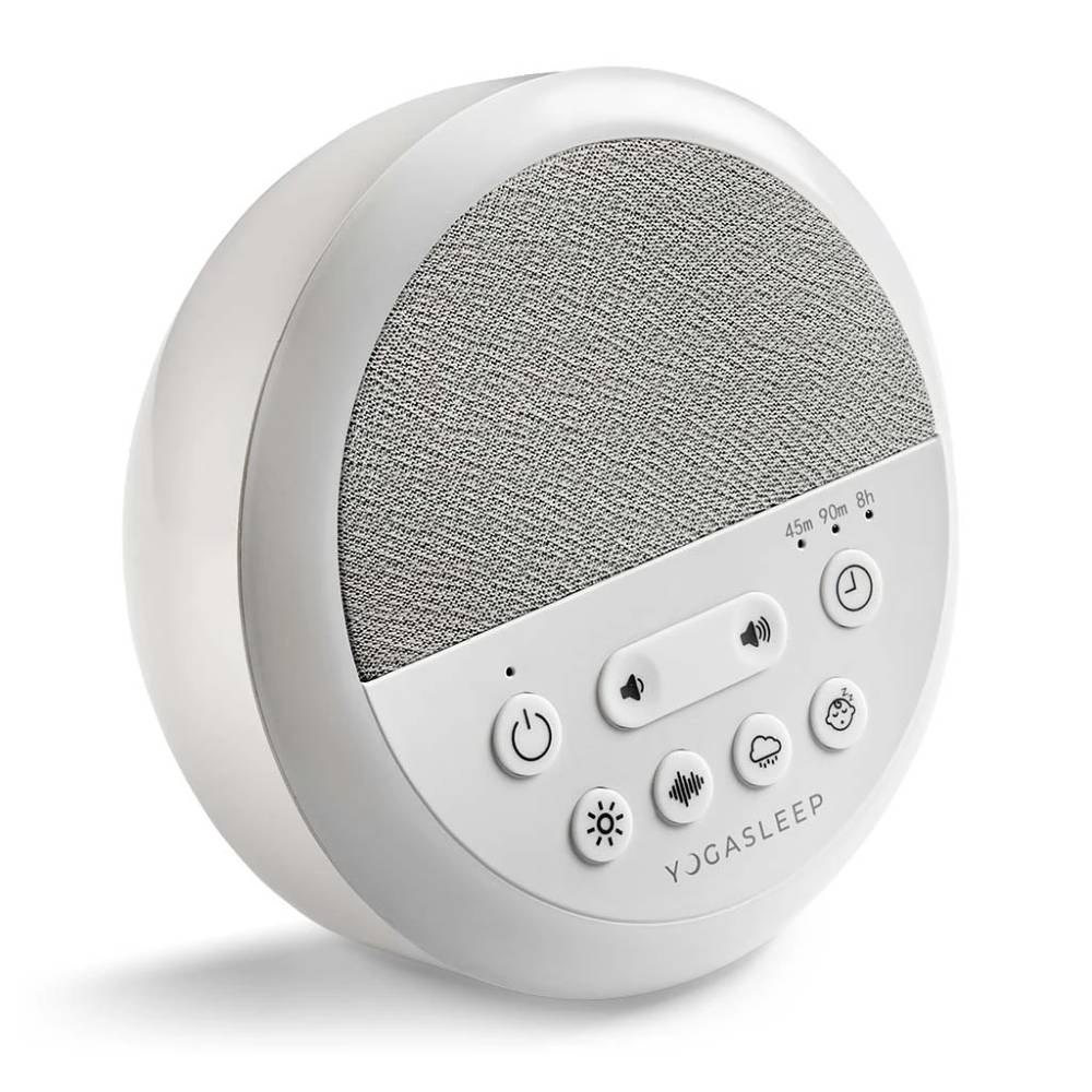YogaSleep Nod Sound Machine and Nightlight