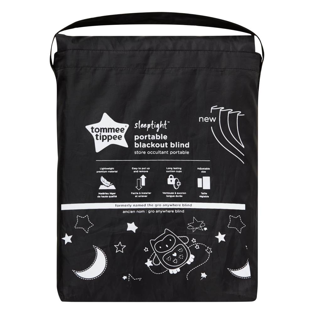 Tommee Tippee Sleeptight Portable Blackout Blind ( Gro Anywhere Blind )